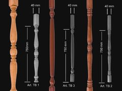 Turned Baluster TB