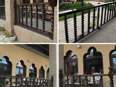 Colonial Baluster CB